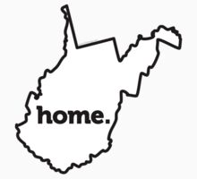 West Virginia. Home. by Carolina Swagger