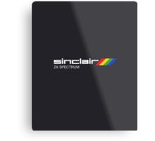 Sinclair Spectrum ZX Metal Print