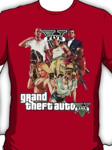 Grand Theft Auto 5 T-Shirt
