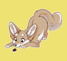Little Fennec Fox Kids Clothes