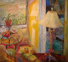 East Village Sunlight by Michele Taylor