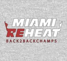 Miami Reheat Red by Nick Tabri