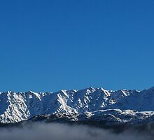 Queenstown in Winter ~ One by palal