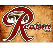 Renton USA Photographic Print