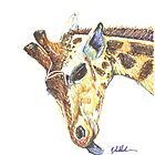 Giraffe by N. Sue M. Shoemaker