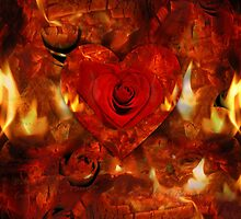 Heart of Fire by Alixandra Mullins