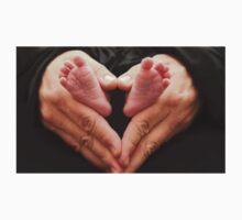 Baby Feet Heart by katherineadam