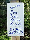 Taking the Port Issac Shuttle Service by Yampimon