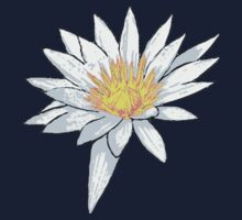 White Water Lily Kids Clothes