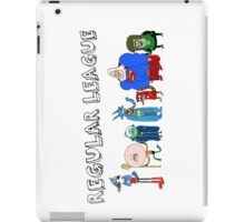 Regular League iPad Case/Skin
