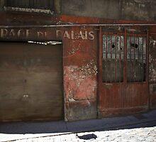 Garage du Palais by stjc