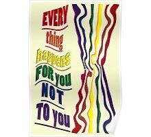 For You... not To You... Poster