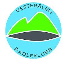 Logo Vesterålen Padleklubb by BENTB
