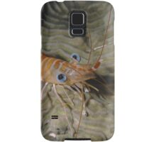 Prawn Portrait Samsung Galaxy Case/Skin
