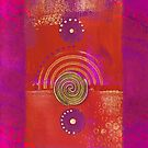 Oriental Pattern by artsandsoul