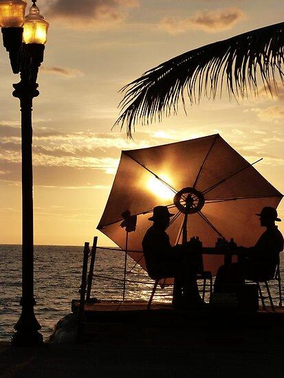 another sunset - otra puesta del sol by Bernhard Matejka