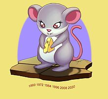 Year of the Rat by Zeamay