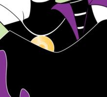 Grimhilde & Maleficent Selfie Sticker