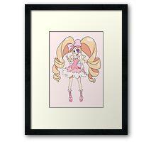 Nui Harime Framed Print