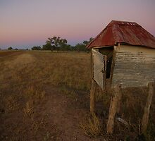 Outback Mail by Liz Worth