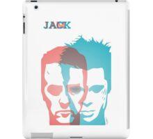 THE FIGHT CLUB TEE iPad Case/Skin