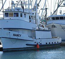 The Nancy Boat by Marie Sharp