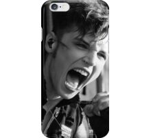 Andy Biersack iPhone Case/Skin
