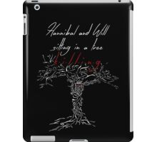 k i l l i n g iPad Case/Skin