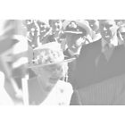 The Queen at Chatsworth House by TheShutterbugsG