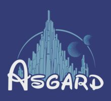 Asgard by SamanthaMirosch