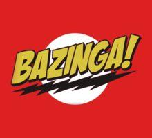 BAZINGA! by SamanthaMirosch