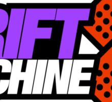 Drift Machine (7) Sticker