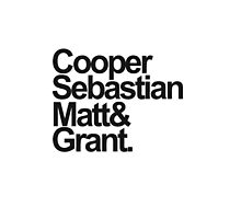 CooperSebastianMatt&Grant by coopbastian