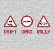 Drift Drag Rally (3) Kids Clothes