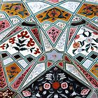Ceiling of the Ganesh Gate © by Ethna Gillespie