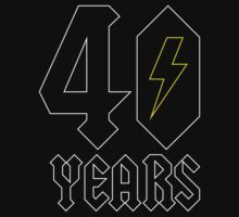40/Years by byway