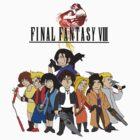 Final Fantasy 8 by KewlZidane