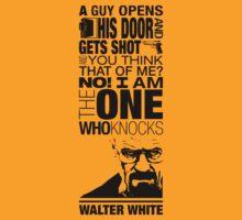 Walter Knocks by Sean Irvin