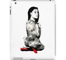 TattedUpHolly. iPad Case/Skin
