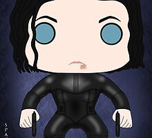 Underworld Selene by SpaceWaffle