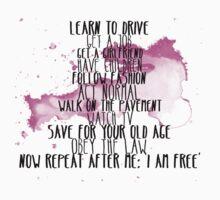 I Am Free T-Shirt