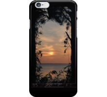 window to another world iPhone Case/Skin