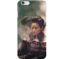 Do you remember when we first met? iPhone Case/Skin