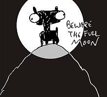 full moon by Matt Mawson