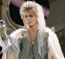 Jareth the Goblin King by Zomberflie