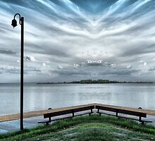 Lake view from the Boardwalk by kenspics