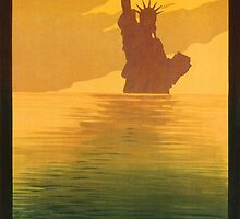 Statue of Liberty (Reproduction) by Roz Barron Abellera