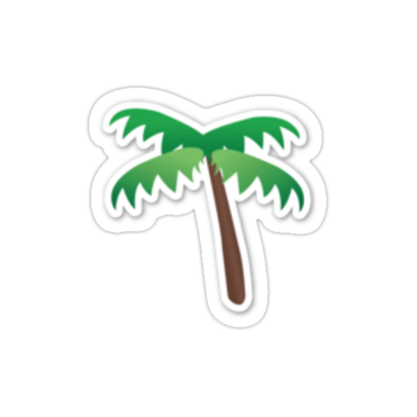 Palm Tree Book Emoji - Bing images