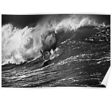 Andy Irons At 2009 Quiksilver in Memory of Eddie Aikau Contest 2 Poster