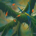 HUMMINGBIRD by VisionaryImagist